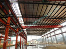 China Pre Engineered 95 X 150 Industrial Steel Buildings Mining Project ASTM Standards factory