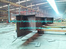China Customized Industrial Prefabricated Steel Buildings W Shape Steel Rafters factory