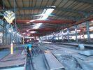 China Warehouse Industrial Steel Buildings / Prefabricated Steel Buildings factory