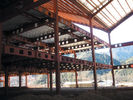China Hot Dip Galvanized, Welding, Braking, Rolling, Prefabricated Steel Pre-Engineered Building factory