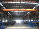 Electric Overhead Bridge Crane Monorail Workshop Steel Bulding Lifting