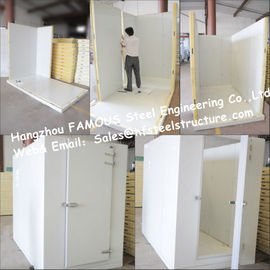 Commercial Freezer Solar System Walk in Freezer Made of Insulated Material