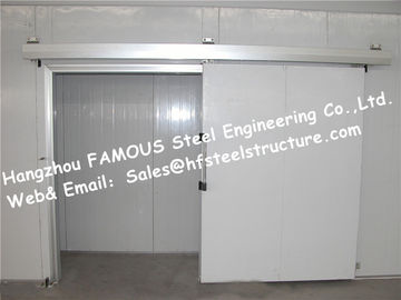 EPS / PU Sandwich Panels Walk in Freezer Panel for Cold Storage to Keep Fruit Fresh