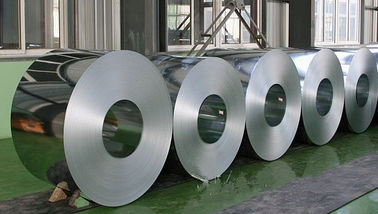 Cold Rolled Galvanized Steel Coil For Internal Applications