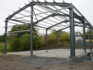 Light Structural Steel Framing Systems For Industrial Steel Buildings, Warehouse Building