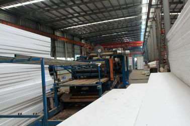 Custom Pre-engineered Prefabricated Industrial Welding Metal Roofing Sheets System
